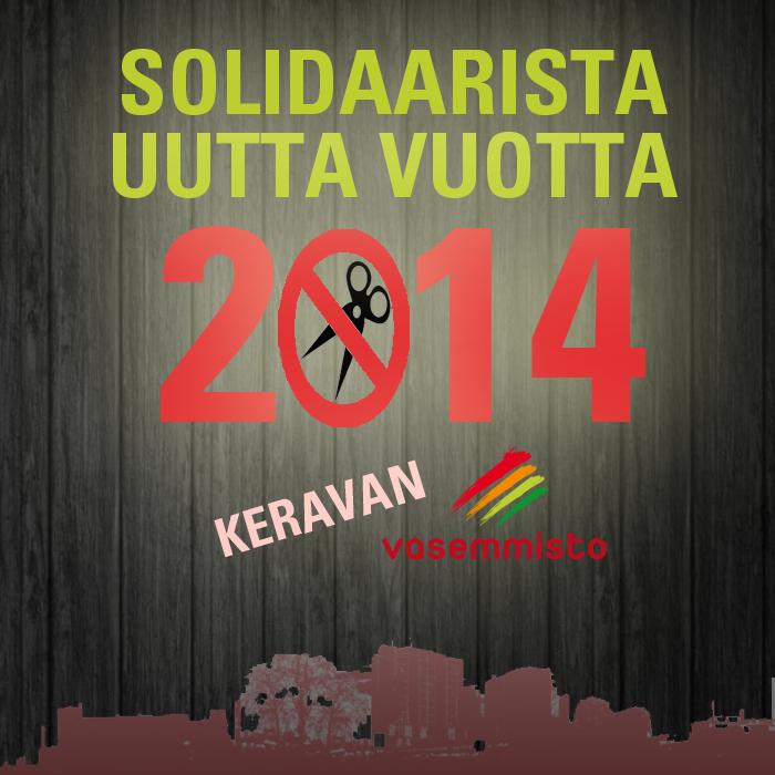 solidaarista uutta vuotta